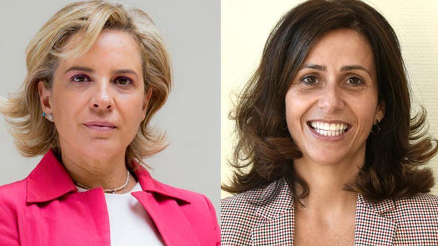 López Miras prescinde de Cachá, que será sustituida por Cristina Sánchez