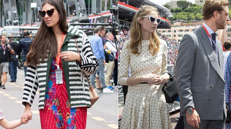 Beatrice Borromeo y Tatiana Santo Domingo convierten en tendencia las gafas de sol de corazón