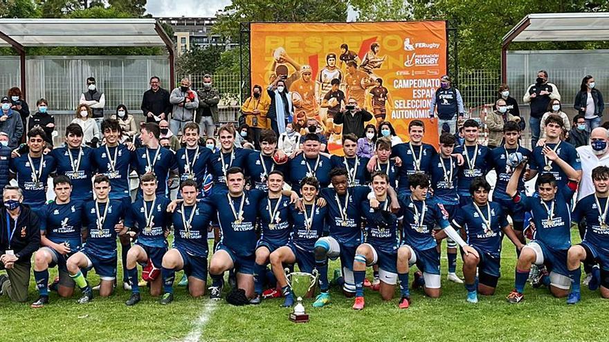 Rugby  Los éxitos de la Comunitat Valenciana rubrican un gran Campeonato de España en Tavernes