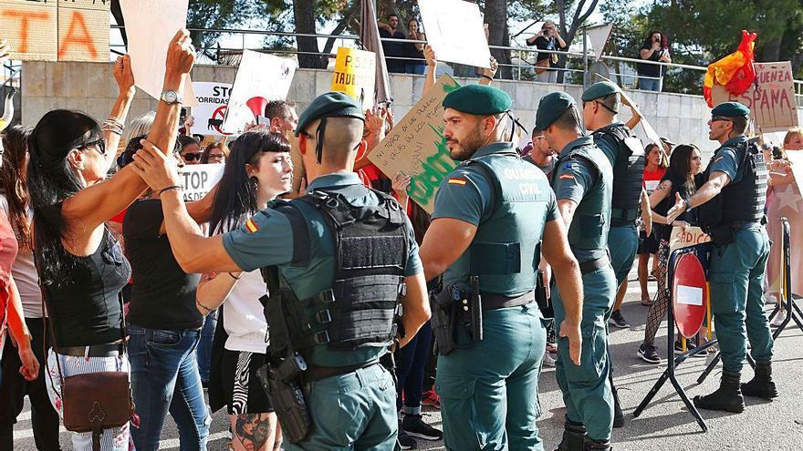 Los promotores del festival taurino de Inca piden alejar la protesta a 500 metros