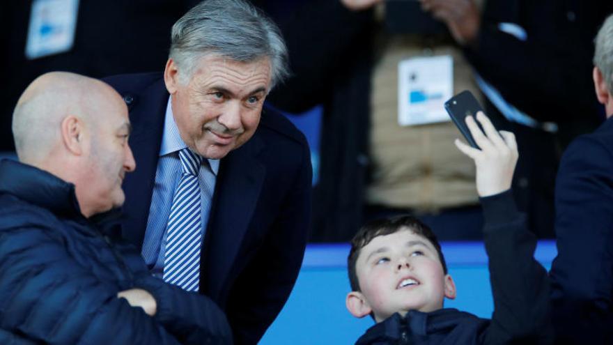 Ancelotti firma como nuevo entrenador del Everton