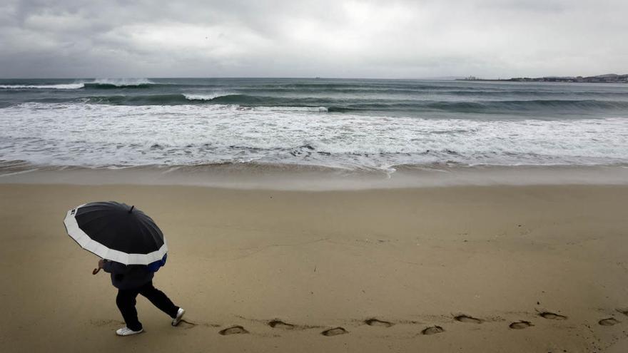 Alerta amarilla en Mallorca por lluvias y en Menorca por 'rissaga'
