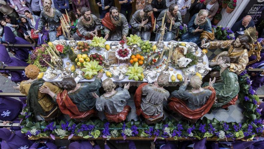 Suspendidas las procesiones de Semana Santa en la Región