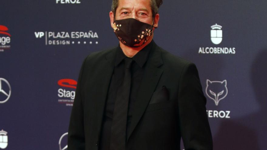 Jorge Sanz anuncia que será abuelo por primera vez