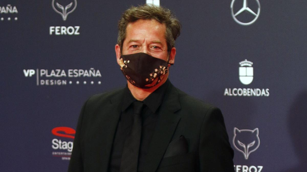 Jorge Sanz.