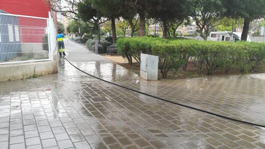 Ciudadanos pide al Ayuntamiento de San Vicente que refuerce la desinfección y limpieza de colegios y zonas de gran afluencia frente al covid