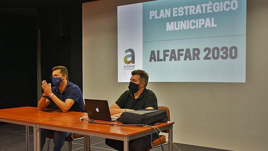 Alfafar fija cinco objetivos para su futuro sostenible