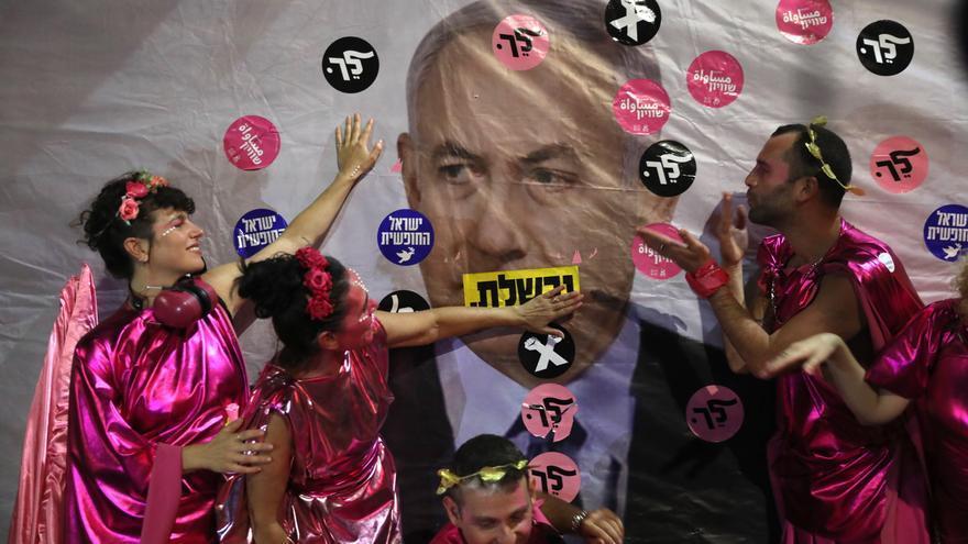 Israel celebra el fin de la era Netanyahu tras 12 años en el poder