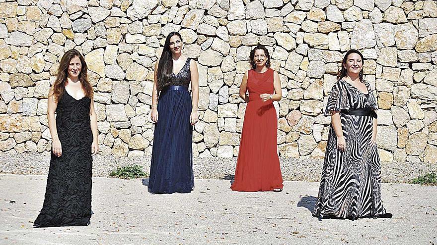 Voces femeninas para interpretar  los grandes éxitos de la lírica