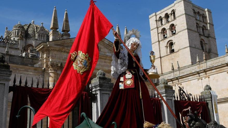 Felicidades, Tarasca de Zamora, en el día de Santa Marta