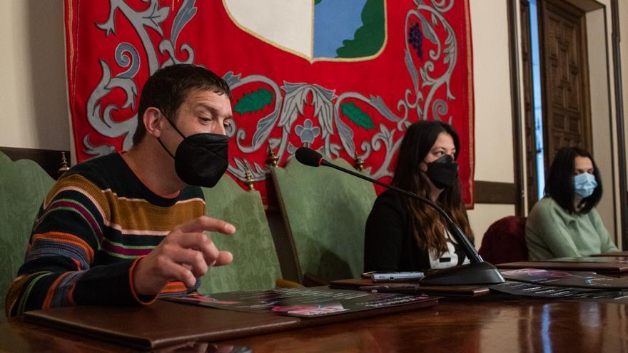 Mubaza vuelve a escena en Zamora con la mujer por bandera
