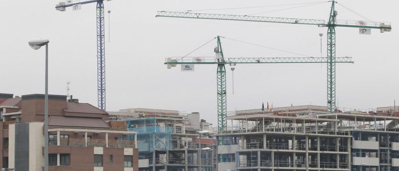 En cinco años se construirán entre 90.000 y 120.000 viviendas para alquilar.