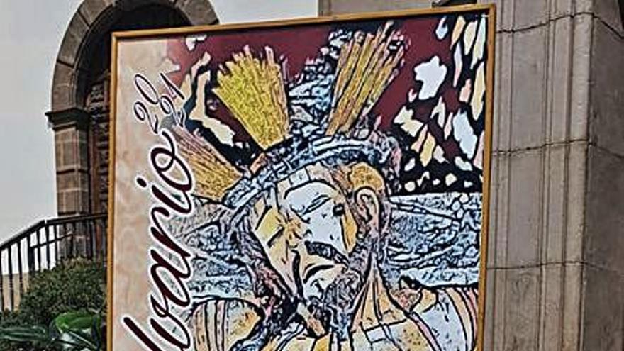 Los actos de las fiestas del Santísimo Cristo del Calvario durarán un mes