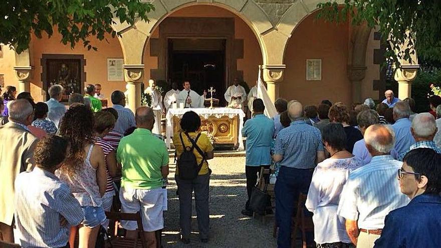 Santpedor enceta avui dos dies d'activitats dedicades a la seva patrona, santa Anna