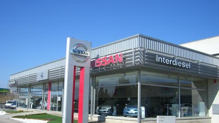 Nissan habilita una quinzena de concessionaris a Catalunya per serveis d'urgència