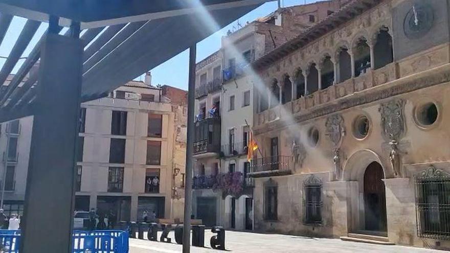 """El PSOE critica la """"parálisis"""" y """"abandono"""" del PP en la Comarca de Tarazona y El Moncayo"""