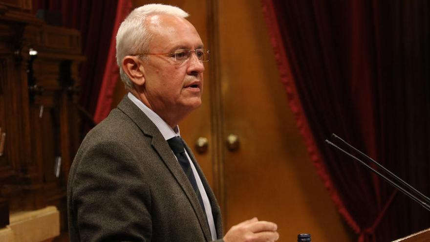 Santi Rodríguez, nou secretari general del PPC