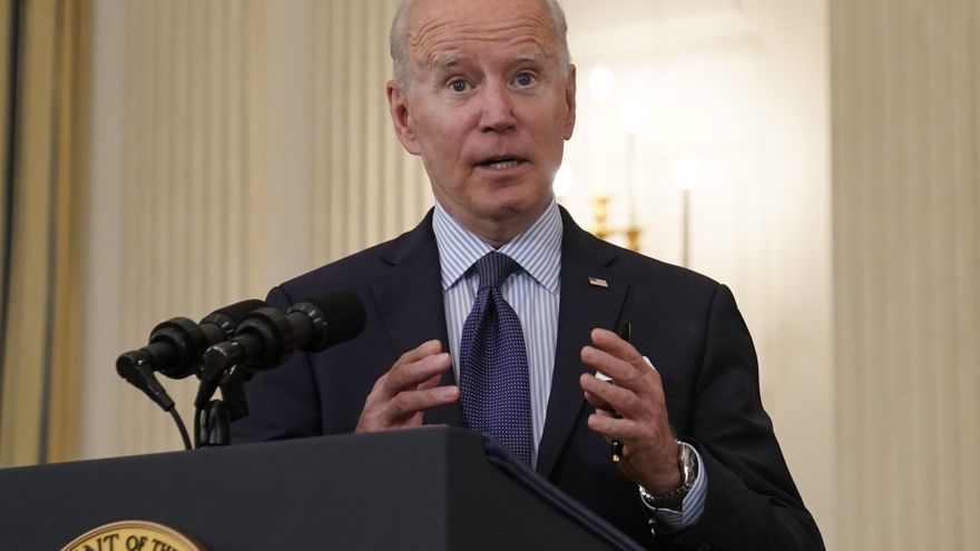 Biden confía en que el 70% de los estadounidenses esté vacunado en dos meses