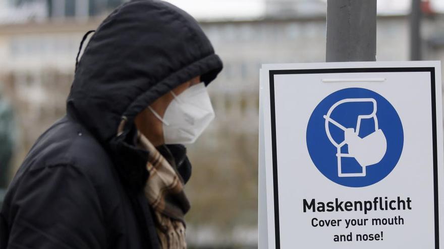 Alemania supera los dos millones de casos de coronavirus