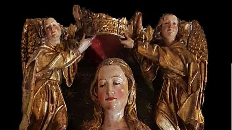 La Virgen de la Leche de Morales del Vino viaja a Las Edades