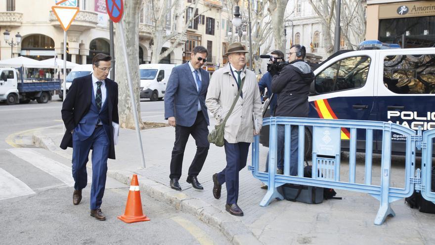 Penalva y Subirán deberán declarar de nuevo ante el TSJIB el 14 de abril