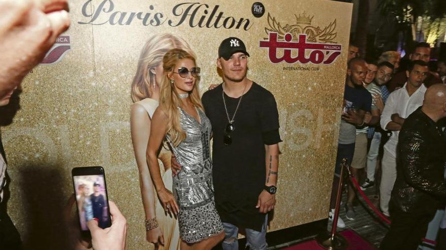 Paris Hilton reina en Tito's