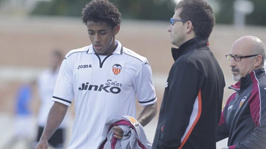 Anthony Lozano tại Valencia CF
