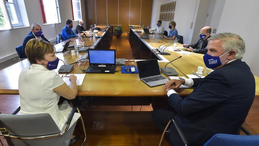 Las universidades públicas canarias suman esfuerzos para contribuir a la recuperación económica de las Islas