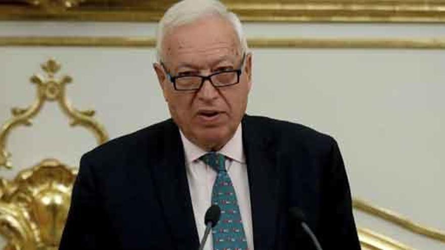 Margallo asegura que Gibraltar negociará la cosoberanía