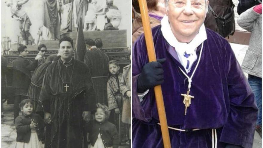 Muere el hermano número 1 de la Cofradía de la Santa Vera Cruz