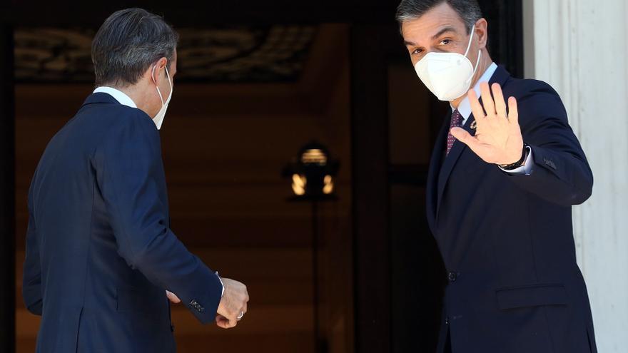Sánchez y Biden mantienen hoy su primer contacto con Marruecos como telón de fondo