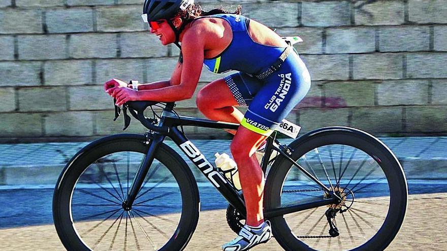 El Club Triatló Gandia retorna a la competición