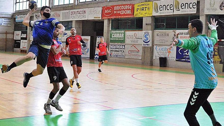 El Bueu Atlético busca su quinto triunfo consecutivo en la visita del OAR Coruña