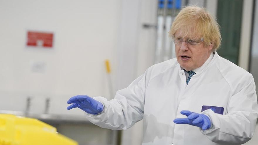 Reino Unido suma más de 20.000 nuevos contagios