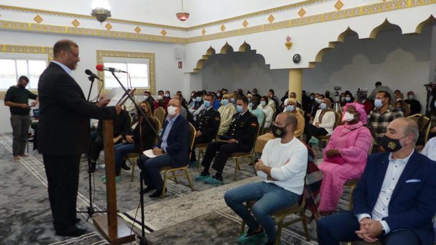 Abre en Alzira la mezquita más grande de la Ribera con «ánimo de convivencia»