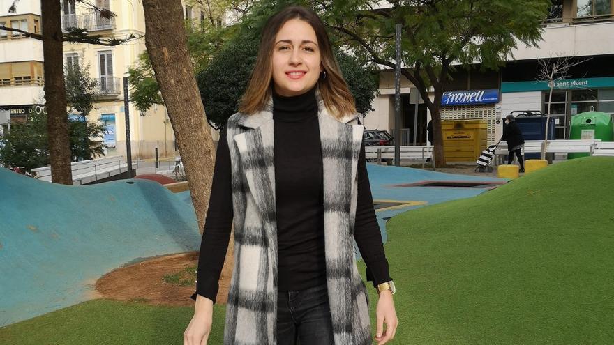 Tania Baños afronta su segunda legislatura al frente del Ayuntamiento de la Vall d'Uixó.