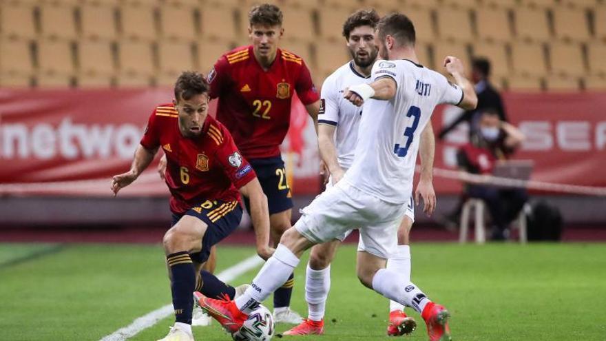 España se la juega en Kosovo y... Atenas