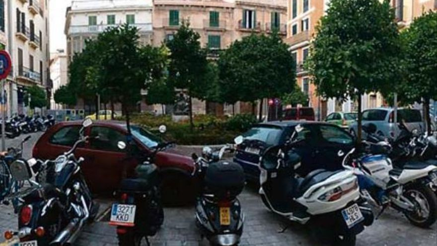 Weiterer Platz in Palma de Mallorca wird zur Fußgängerzone