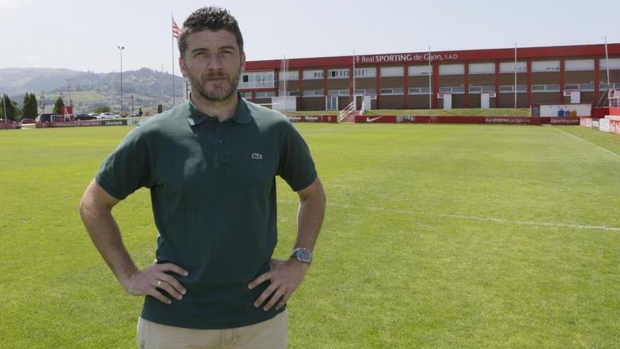 """""""Los canteranos del Sporting deben currar como animales y tener paciencia"""""""
