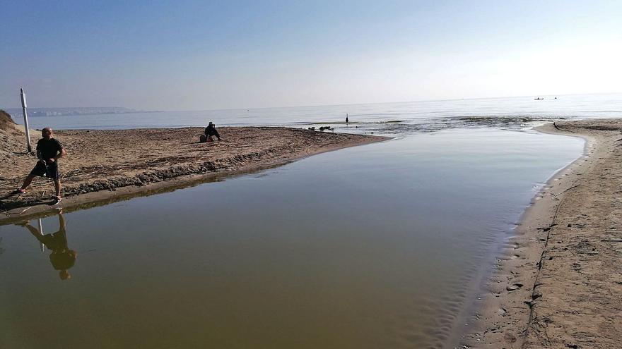 Medio Ambiente «entierra» la recuperación del río Vinalopó aprobada por las Cortes en 2017