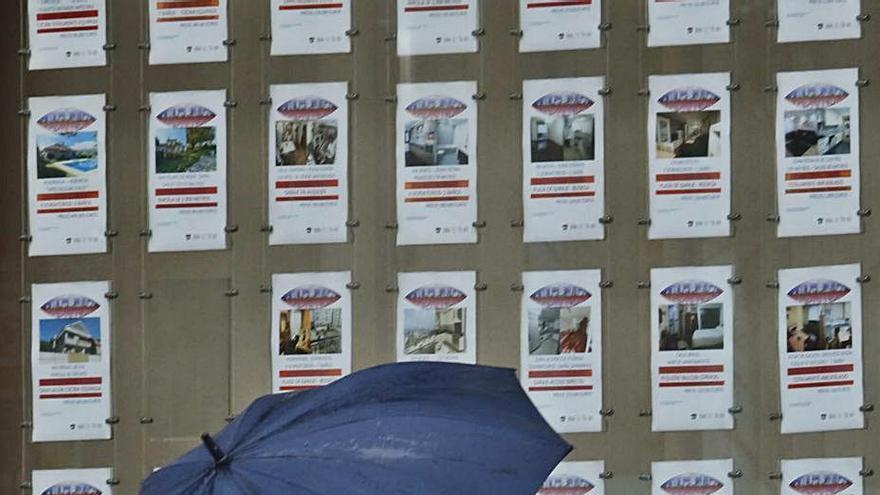 El 'boom' del alquiler con una oferta en mínimos sube los precios en Galicia un 4%