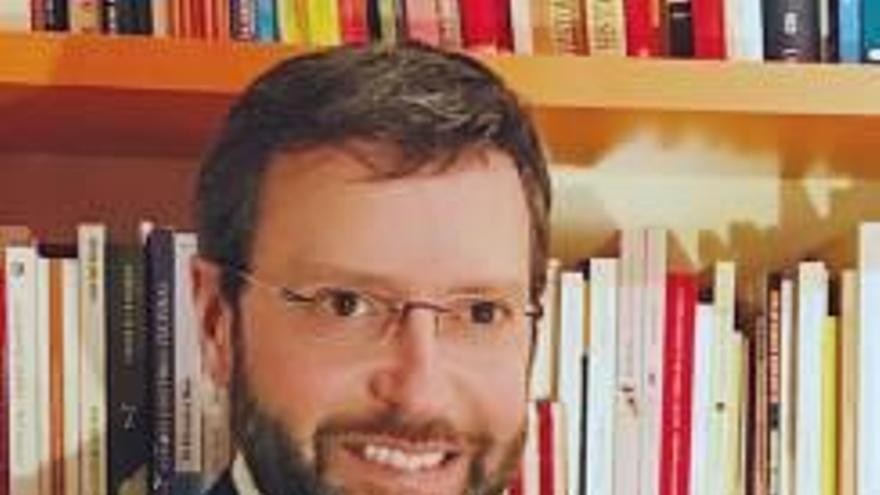 Francesc J. Monjo i Dalmau:«La Companyia de Jesús ha sigut l'orde religiós més influent en els temps moderns»