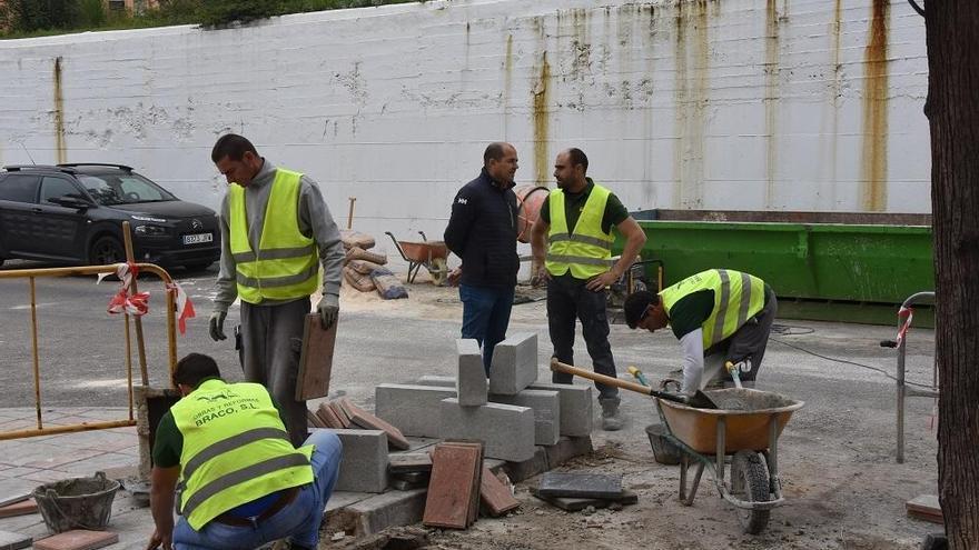 Fuengirola selecciona personal paras las obras del Plan de Inversiones