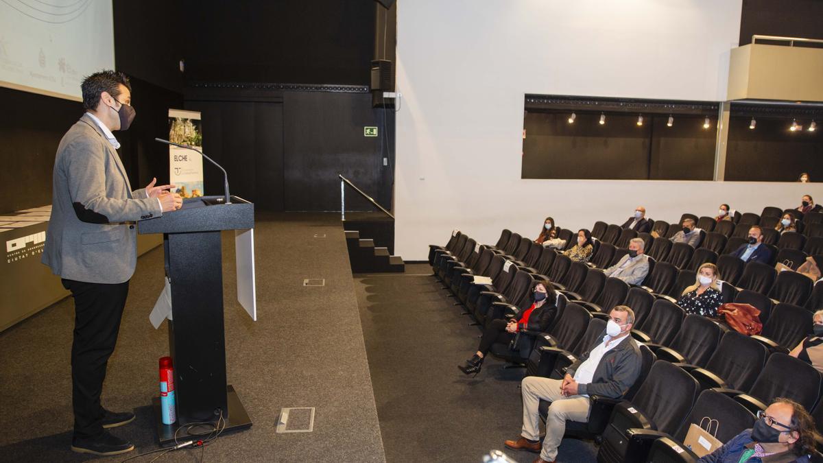 Entrega hoy de los premios SINTEC en el Centro de Congresos Ciutat d'Elx