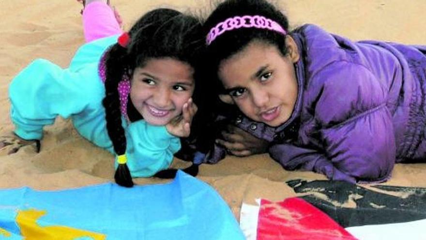 Los niños saharauis, atrapados entre la pandemia y la guerra
