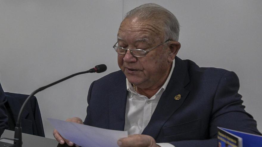 Gaspar Agulló confirma que no se presentará a la relección de la Junta Mayor de Cofradías