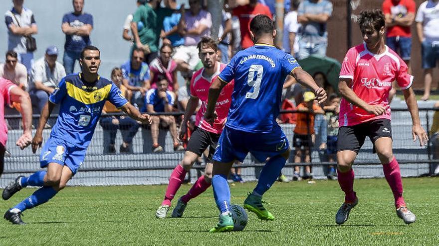 Designados los árbitros para los partidos de San Fernando y Villa Santa Brígida