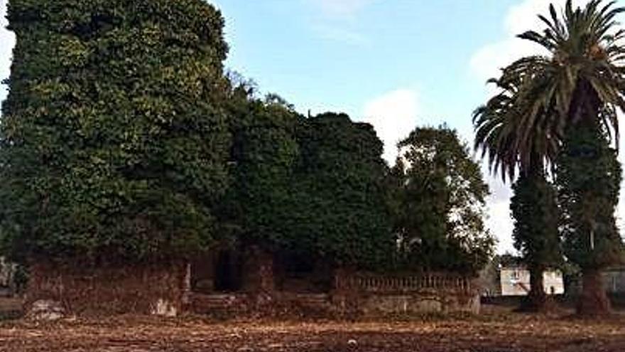 La Casa do Cortés, al descubierto