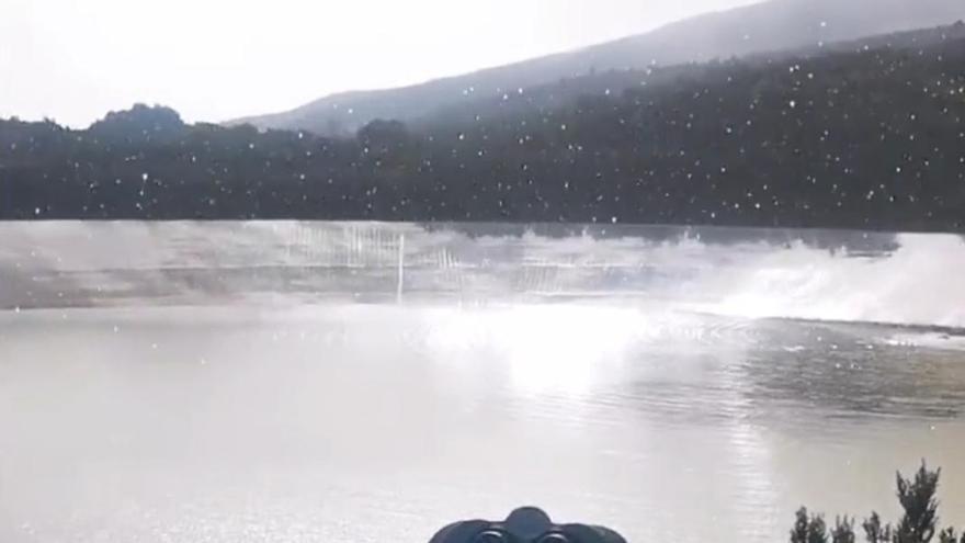 La Laguna de Barlovento vuelve a llenarse