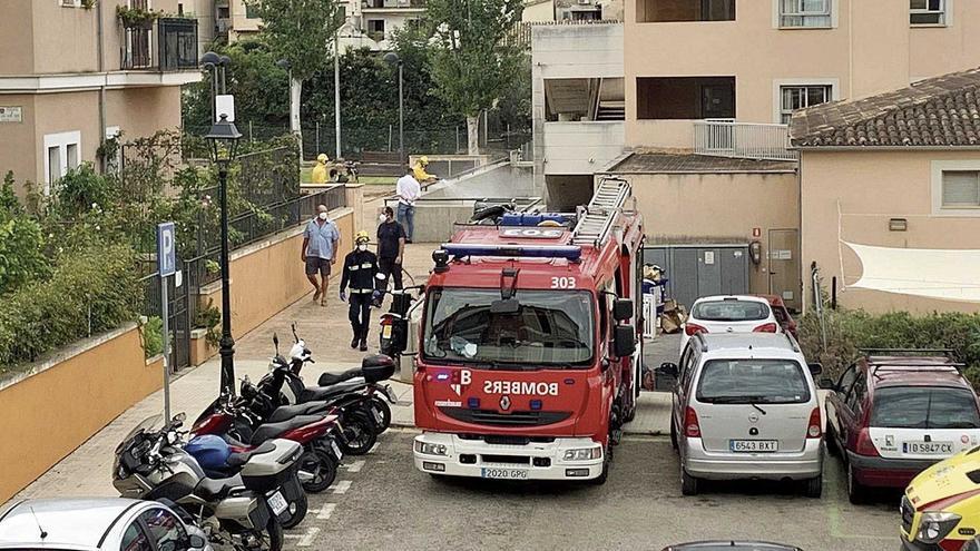 Seis muertos más en 24 horas agravan la crisis sanitaria en la residencia intervenida de Sóller
